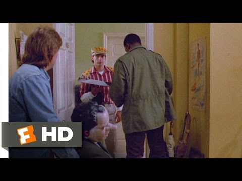 Men at Work 812 Movie   The Pizza Man Sees Too Much 1990 HD
