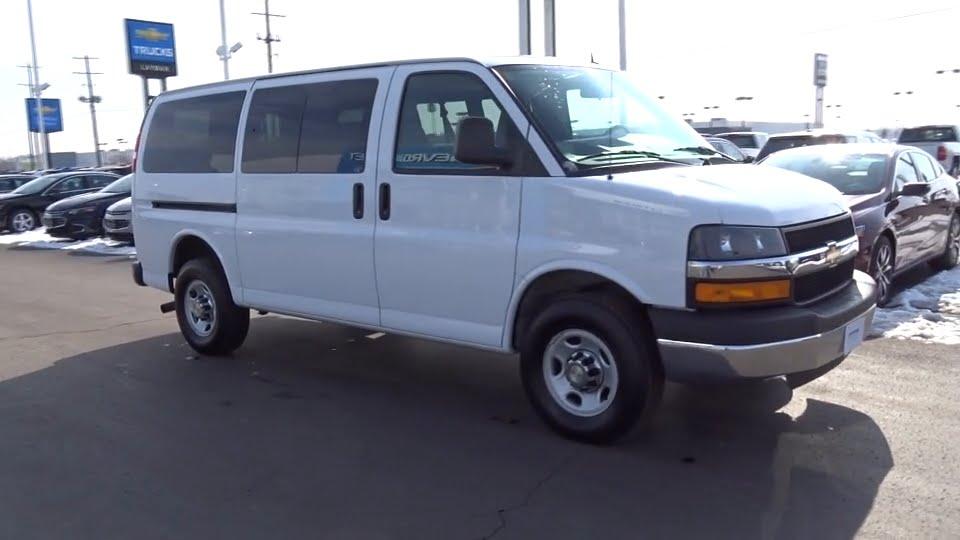 Bobby Layman Chevrolet >> 2015 Chevrolet Express Van G3500 Columbus, London, Springfield, Hilliard, Dublin, OH P241758 ...