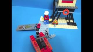 Lego Lifeguard