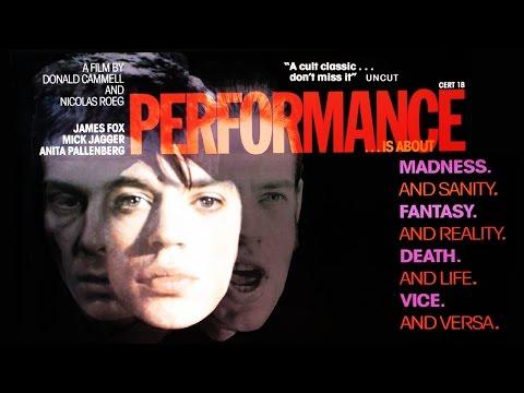 Performance (1970) Trailer - Color / 2:39 mins