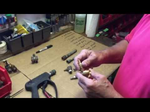 At the gun injector homemade- x-jet alternative