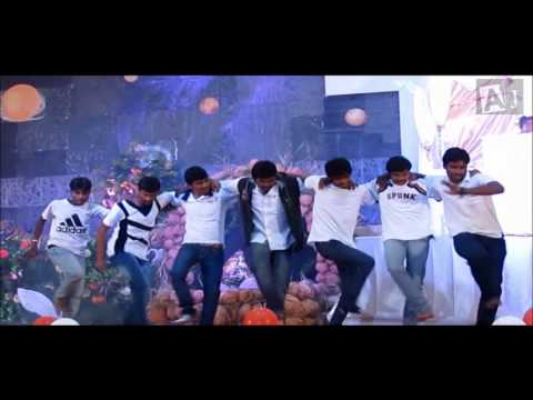 Bro Anil Kumar Take Over song Church choreography - Telugu Christian song