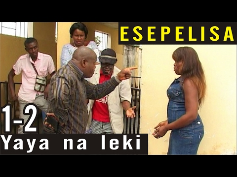 Yaya na Leki 1-2 Theatre Esepelisa de Groupe Munduki de Fioty Ngoma Nouveauté Theatre Feelgood Movie