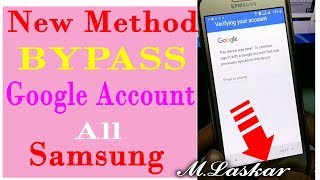 How To BYPASS GOOGLE Account All Samsung A3, A5, A7, J1, J2, J3, J5, J7, S5,  | NEW METHOD 2017 EASY