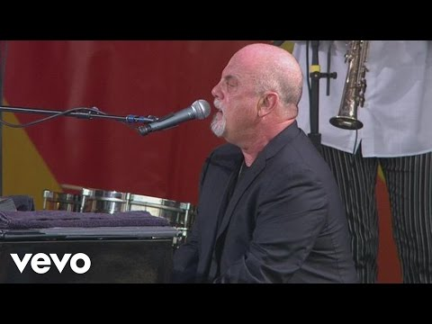 Billy Joel - Scenes from an Italian Restaurant (Live at Jazz Fest 2013)