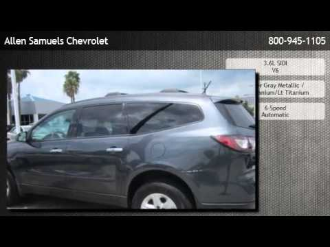 2013 chevrolet traverse fwd ls spring valley youtube. Cars Review. Best American Auto & Cars Review