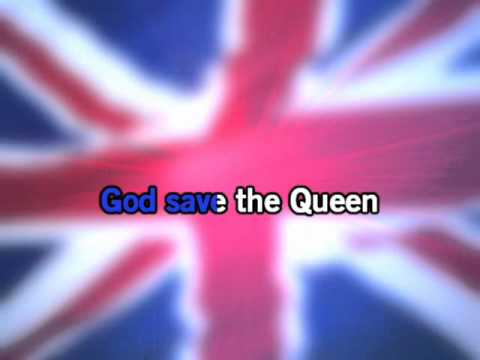 God Save The Queen - Karaoke Instrumental