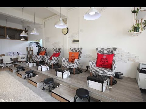 Latest salon decoration ideas // best decoration inspiration by Decor Alert 2017