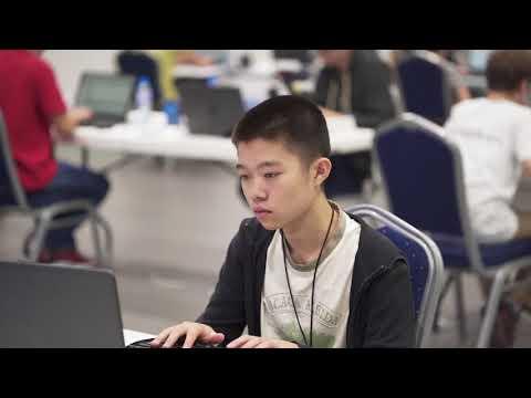 First European Junior Olympiad in Informatics - Happy moments