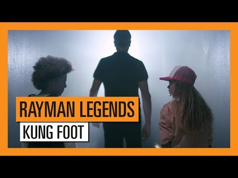 Rayman Legends: Definitive Edition - Kung Foot (live trailer)