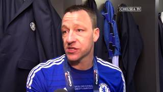 Chelsea: Terry: It means an awful lot to us