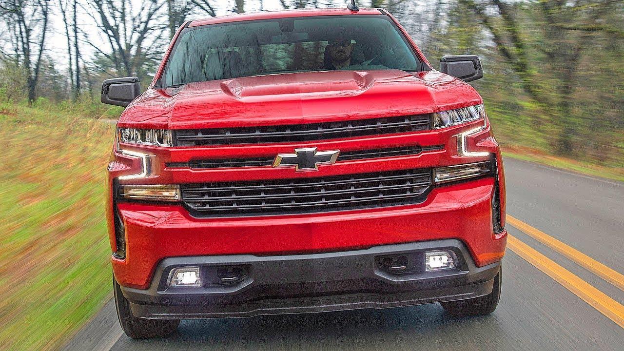 2019 Chevrolet Silverado 1500 – Engine-Propulsion Line Up