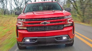 2019 Chevrolet Silverado 1500 Engine Propulsion Line Up смотреть
