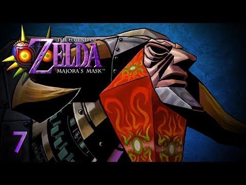 FRIGID DEPTHS  Lets Play  The Legend of Zelda: Majoras Mask  7  Walkthrough Playthrough