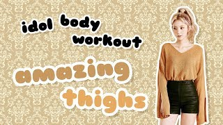 Idol Body Amazing Inner Thighs Workout   GIRL'S DAY   toning workout