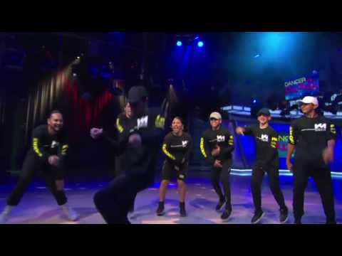 """ClassOf3000"" Performance By #TeamKaMotion On ""Good Day La"" FOX"