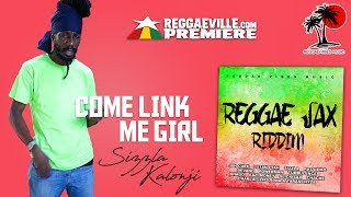 Sizzla Kalonji - Come Link Me Girl [Official Audio | Reggae Sax Riddim 2017]