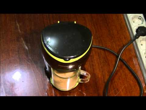 Кофе и как работает система оповещения в кофеварке POLARIS PCM0109