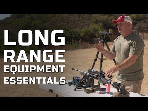 Long Range Shooting Equipment Essentials With Scott Satterlee