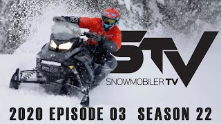 Snowmobiler TV 2020 - Episode 3