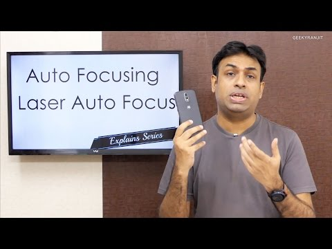 Geekyranjit Explains - Laser Focus & Hybrid Auto Focus