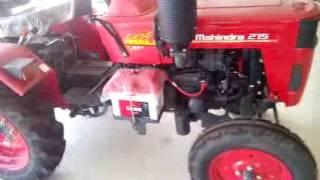 Mahindra Yuvraj Nxt Mini Tractor