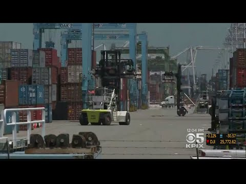 City Of Oakland Fights To Keep Ban On Coal In Place At Port