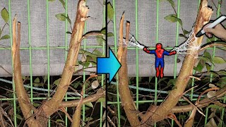 3D펜으로 스파이더맨 명장면 재현하기 : Reproduction of Spider-Man's Great Scene with 3Dpen