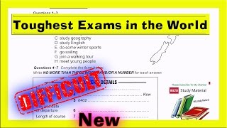 ielts listening practice test 2016 with answers Difficult Exam