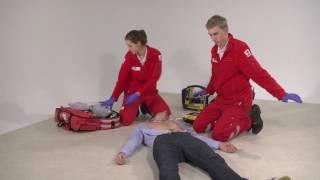 Atem-Kreislaufstillstand ☆ Lehrvideo für Rettungssanitäter