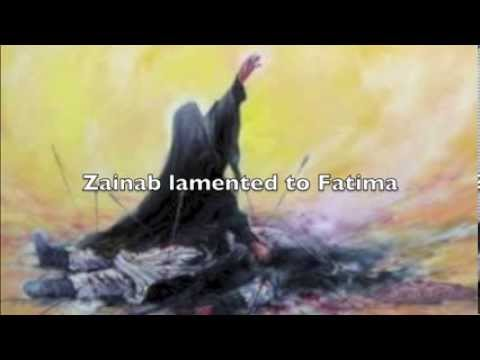 Zainab Lamented By: Voices of Passion (English Noha)