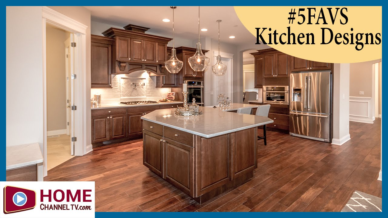 7 Recommended Kitchen Decorating Themes For Perfecting: Our Five Favorite Kitchen Designs
