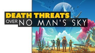Death Threats Over No Man's Sky