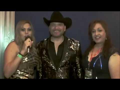 Michael Salgado at 2016 Tejano Music Awards