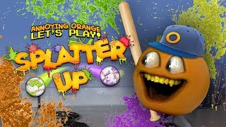 SPLATTER UP! [Annoying Orange] (Updated for New Devices!!!)