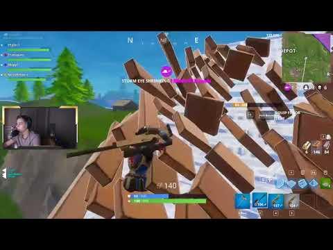 Fortnite 43 Kill Squads Win! (EASY!)
