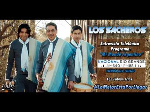 """Entrevista a """"LOS SACHEROS"""" - En AM 640 Rio Grande"""