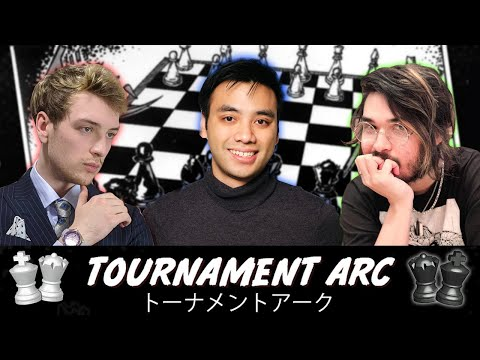 The Chess Tournament Arc | Trash Taste Special