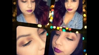 Thanksgiving Eye Look!!! Thumbnail