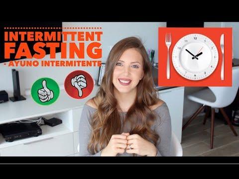 INTERMITTENT FASTING | AYUNO INTERMITENTE | PRO Y CONTRAS