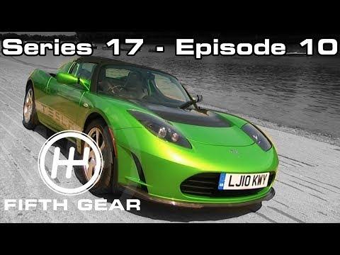 Fifth Gear: Series 17 Episode 10