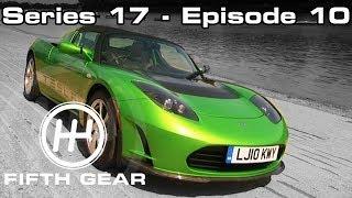 Fifth Gear Series 17 Episode 10 смотреть