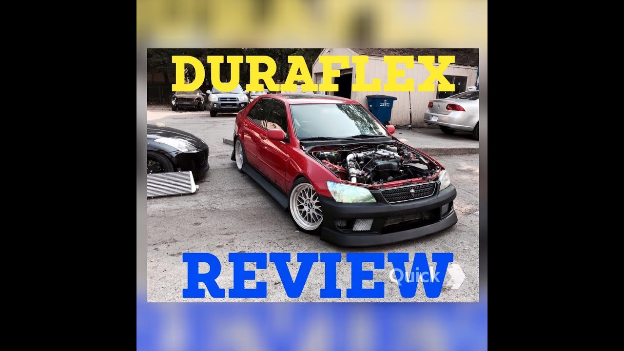 Thinking about buying duraflex? Quality review - YouTube