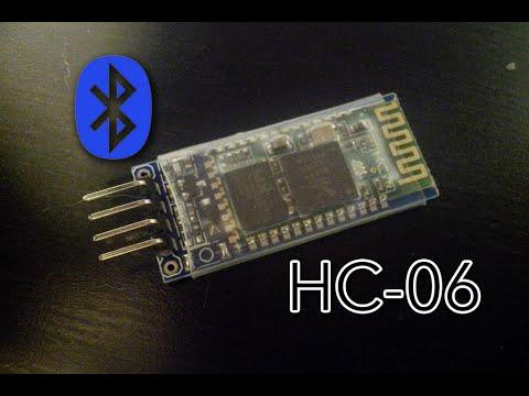 Arduino: Cómo configurar un módulo bluetooth HC-06 (Slave) | TechKrowd