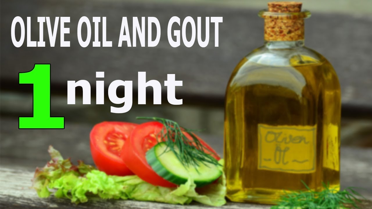 How To Cure Gout Naturally With Food