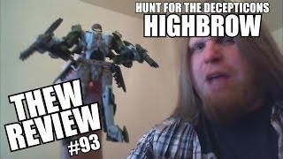 HFTD Highbrow: Thew