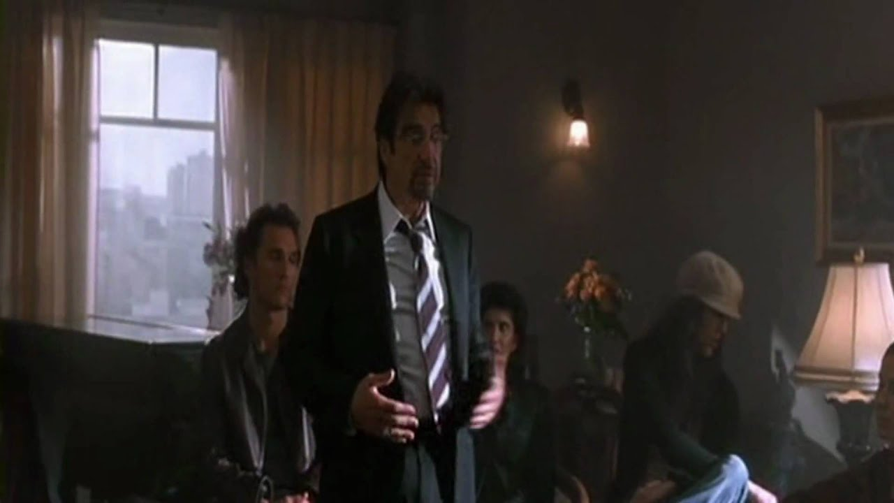 Al Pacino in Two For the Money