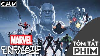 Tóm tắt vũ trụ điện ảnh Marvel trước Avengers : Endgame