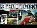 Lazyboy Bus Review - Penafrancia Bicol Isarog Lines