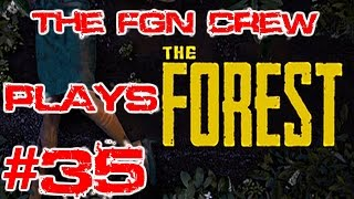 Repeat youtube video The FGN Crew Plays: The Forest #35 - Tooth Axes (PC)